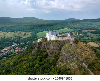 Castle of Fuzer in Hungary in Europe