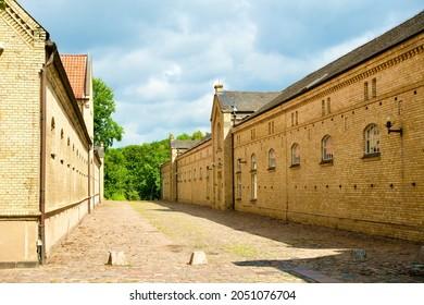 Castle Gottorf in Schleswig an der Schlei