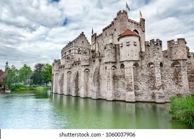 Castle Gravensteen, Ghent