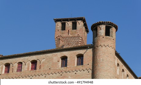 The Castle of Grinzane Cavour: it is a fortification in Grinzane Cavour, Piedmont, northern Italy.  The castle currently houses an ethnological museum  and rooms dedicated to Italian wine production.