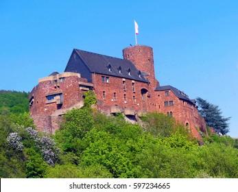 Castle Hengebach in Heimbach