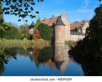 castle herten, germany