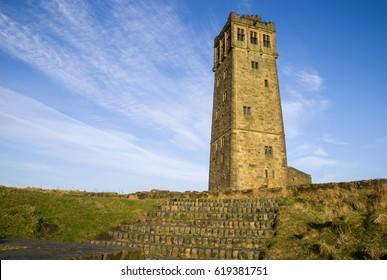 Castle Hill, Huddersfield, West Yorkshire