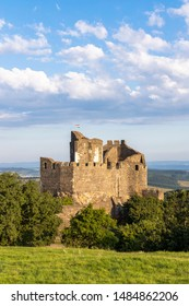 Castle in Holloko, North Hungary