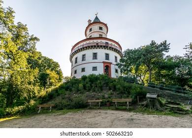 Castle Humprecht, Czech republic