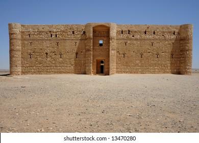 Castle in Jordan