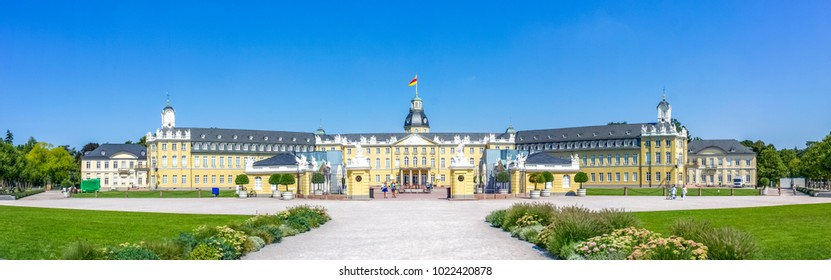 Castle, Karlsruhe, Germany