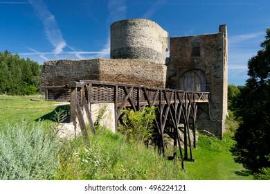 Castle Krakovec, Czech republic