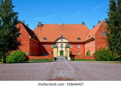 Castle Krapperup in Sweden