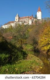 castle Krivoklat, Bohemia