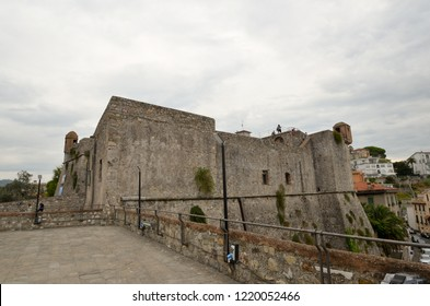 Castle of La Spezia - Liguria - Italy