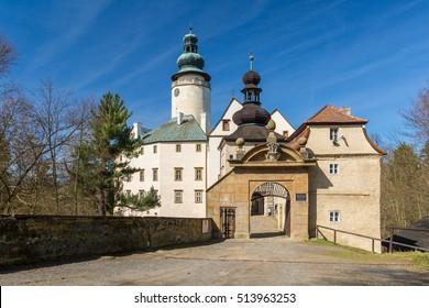 Castle Lemberk, Czech republic