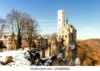 Castle Lichtenstein near Reutlingen, Germany