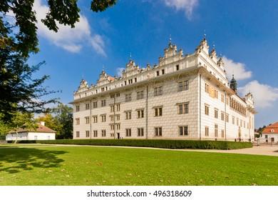 castle Litomysl, Czech republic
