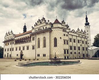 Castle Litomysl, UNESCO world heritage, Czech Republic, Europe