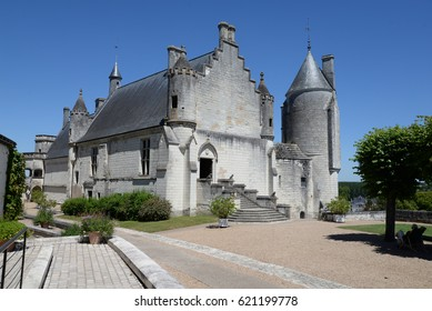 Castle of Loches, France