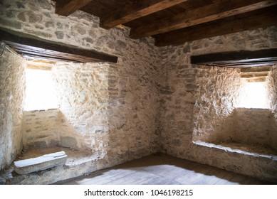 Castle loopholes, Transylvania