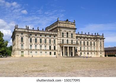 Castle Ludwigslust, Germany