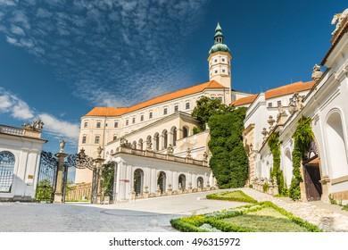 Castle Mikulov, Czech republic