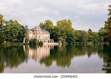 Castle Monrepos, Ludwigsburg near Stuttgart