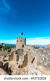 Castle of the Moors (Portuguese: Castelo dos Mouros) is medieval castle by Moors in Sintra, Portugal