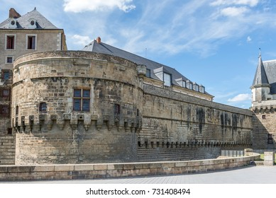 Castle, Nantes, France