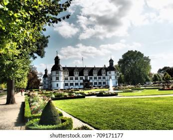 the Castle of Neuhaus in paderborn