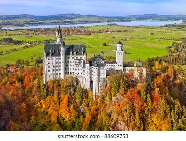 Castle Neuschwanstein, Germany