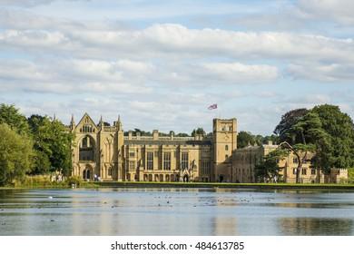 castle in Newstead Abbey 18.09.2016
