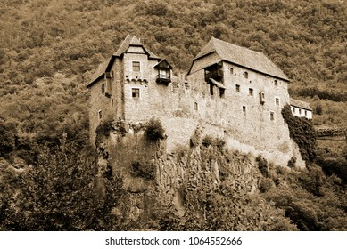 Castle in North Italy
