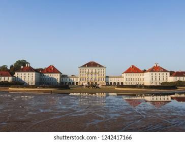 Castle of Nymphenburg