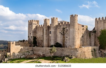 Castle of Obidos, Portugal