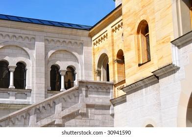 castle, palace