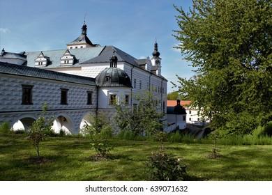 Castle in Pardubice, Czech Republic