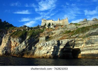 Castle of Portovenere