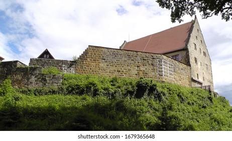 Castle Ramsberg, LKr. Göppingen, BaWü, Germany