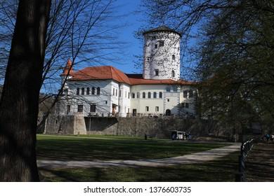 Budatín castle, Žilina region, Slovakia