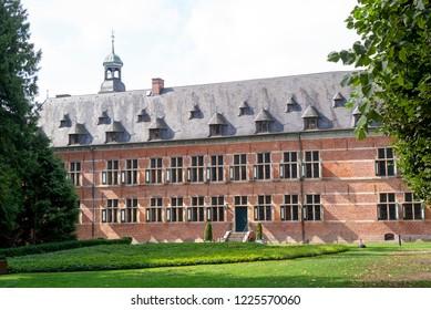 Castle in Reinbek, Schleswig-Holstein, Germany