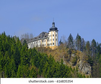 Castle Rothelstein of Admont. Admont is a town in the Austrian state of Styria. It is historically most notable for Admont Abbey, a monastery founded in 1074.