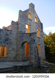 Castle ruins at Ha Ha Tonka State Park