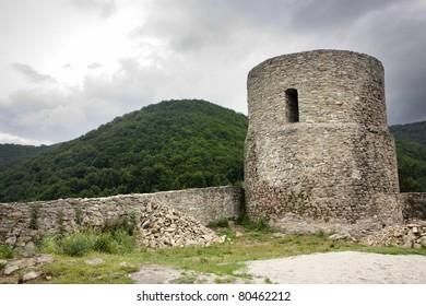 Castle Ruins in Rytro, Poland (463 m.a.s.l)