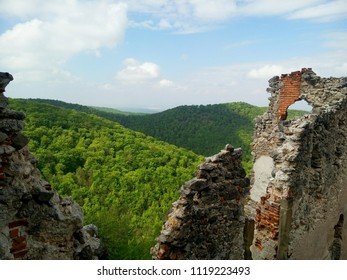 Castle ruins, Slovakia