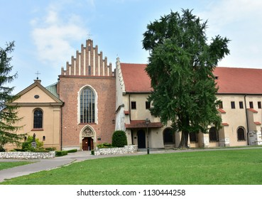 castle of Sait Francis from Assisi,Cracow town Pooland