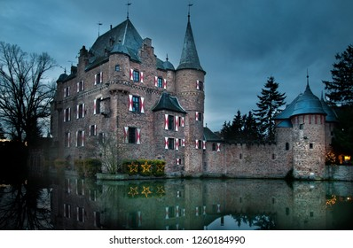 Castle Satzvey in the Eifel