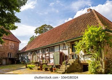 Castle Schaumburg, Niedersachsen, Germany