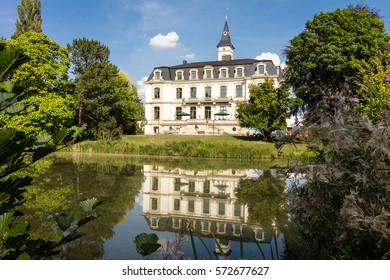 Castle Schoenefeld in Leipzig, Germany