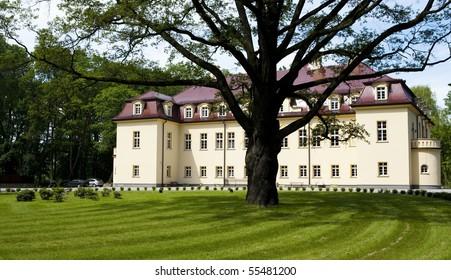 Castle in Silesia