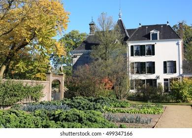 Castle Singraven in Overijssel, The Netherlands