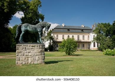 Castle Slatinany, Czech republic