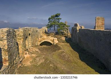 Castle Stary Jicin (Old Jicin), Moravia, Czech Republic